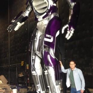 Esse é o visual de um Sentinela de X-Men: Dias de um Futuro Esquecido