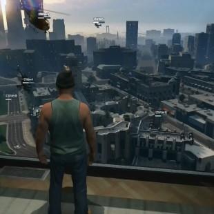 Rockstar anuncia GTA Online!