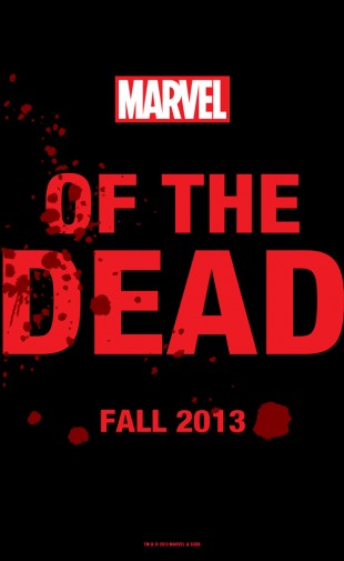 of the dead marvel