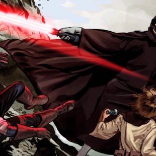 Roteiro INICIAL de Star Wars vai virar HQ pelas mãos da Dark Horse