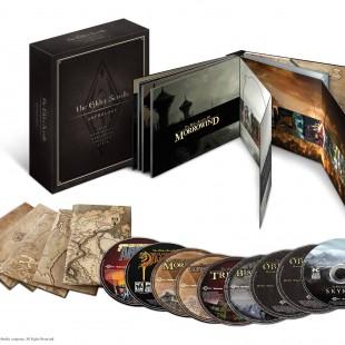Bethesda anuncia coleção com todos os jogos da série The Elder Scrolls