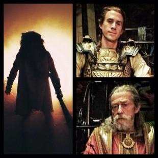 Joseph Fiennes e John Hurt em nova foto de Hercules: The Thracian Wars