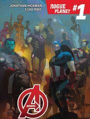 All New Marvel Avengers