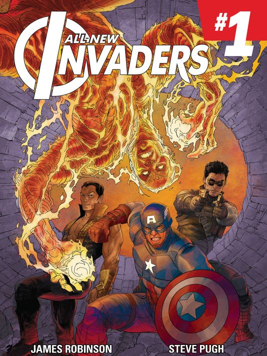 All New Marvel Invaders