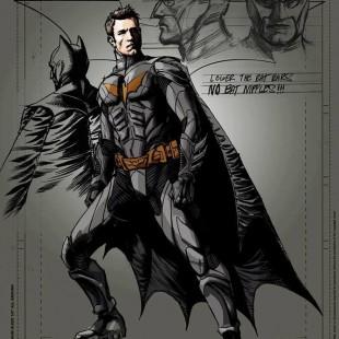 Analisando o suposto visual do Batman no filme Batman vs. Superman