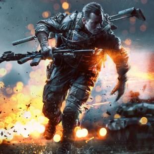 DICE estuda colocar soldadas em Battlefield 4