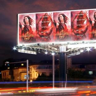 Enquanto Jogos Vorazes: Em Chamas ganha novos cartazes, as filmagens de A Esperança começam