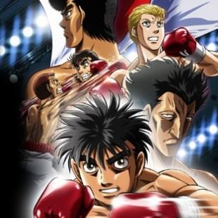 Hajime no Ippo: Rising ganha trailer!