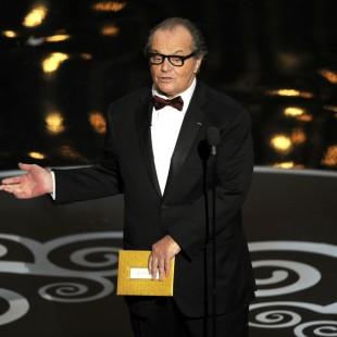Aparentemente, Jack Nicholson NÃO se aposentou nada