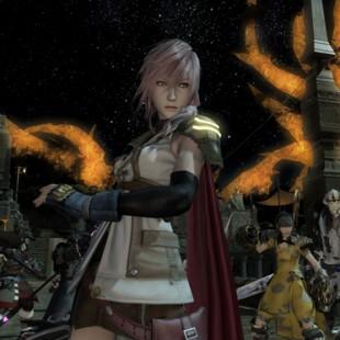 A Lightning vai aparecer em Final Fantasy XIV: A Realm Reborn