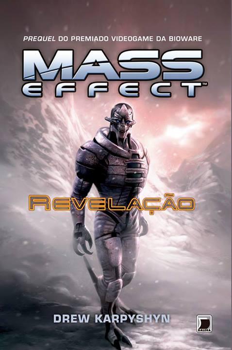 Mass Effect Revelacao