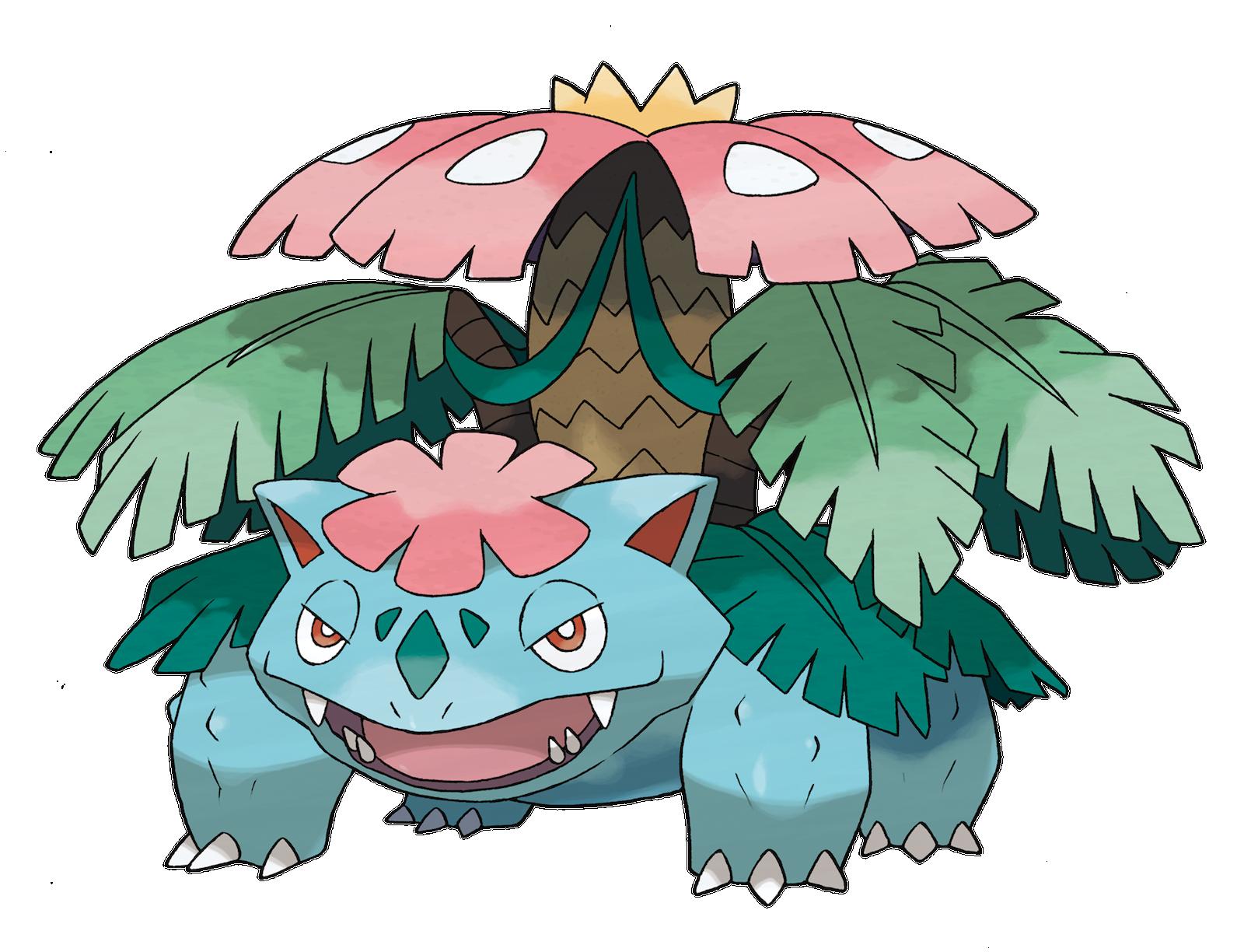 Mega Venossauro