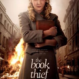 A Menina Que Roubava Livros ganha pôster