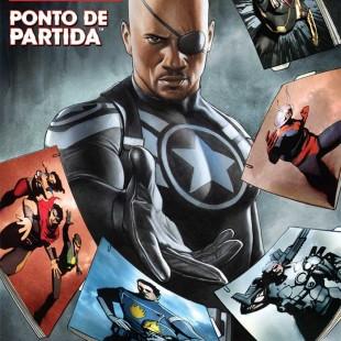 Panini confirma título Nova Marvel e anuncia primeira revista ainda para Setembro