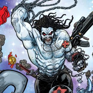 Review de Justice League #23.2: Lobo – Vamos falar do novo Lobo?