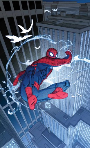 Peter Parker Retorna