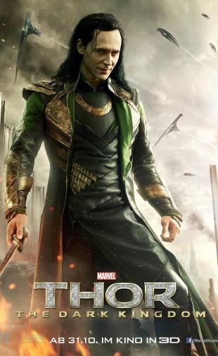 Poster do Loki