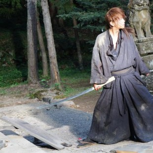 Saem duas imagens de Rurouni Kenshin 2