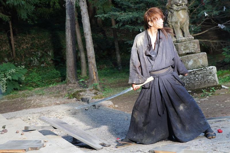 Rurouni Kenshin Imagem 01