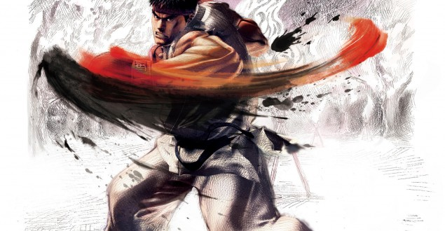 Ryu Super Street Fighter IV