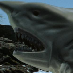 Saem os primeiros vídeos de Sharktopus vs. Mermantula!