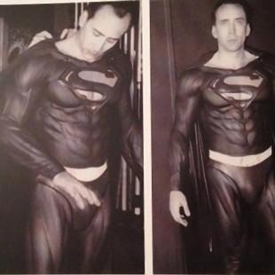Documentário sobre o filme do Superman com Nicolas Cage ganha trailer