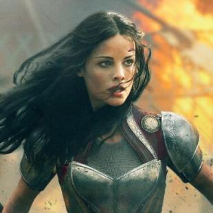 Thor: O Mundo Sombrio ganha pôsteres da Jane e da Lady Sif