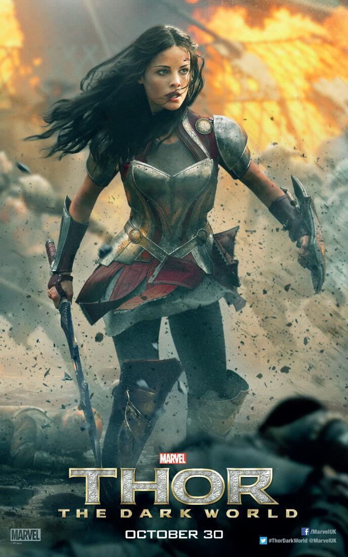 Thor 2 Lady Sif