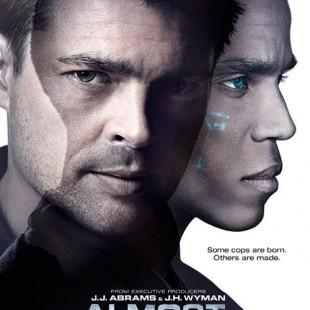 Veja um novo poster de Almost Human, nova série de J.J. Abrams
