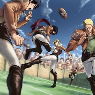 Game de Shingeki no Kyojin, para 3DS, ganha primeiras imagens