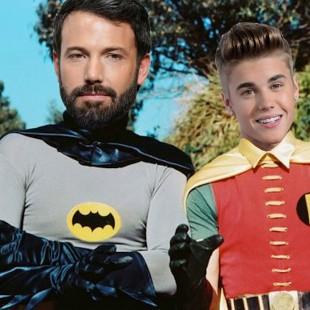 Será Justin Bieber o Robin em Batman vs. Superman?