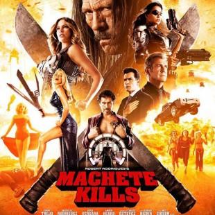 Mais um poster e várias novas imagens de Machete Kills