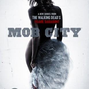 Mob City, de Frank Darabont, ganha dois novos posters