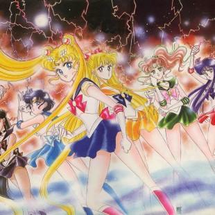 Mangá de Sailor Moon será lançado no evento Henshin +, da JBC