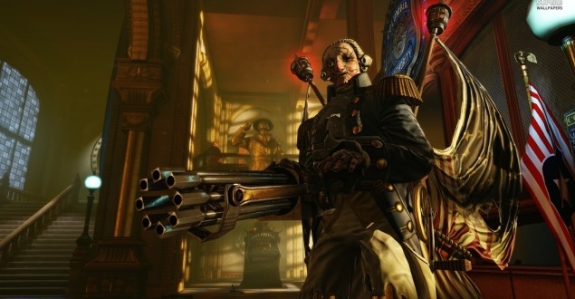 Bioshock Infinite Patriot