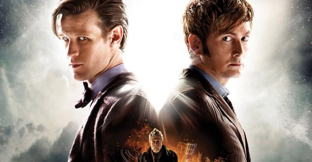 Doctor Who 50 anos