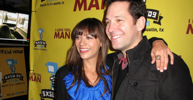 Rashida Jones e Paul Rudd