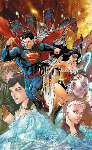 Kabooom Superman Wonder Woman 1