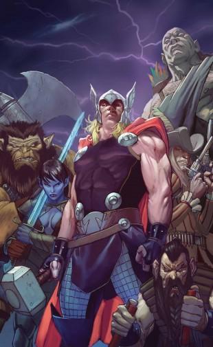 Kabooom Thor God of Thunder 14