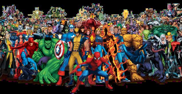 Marvel Universo