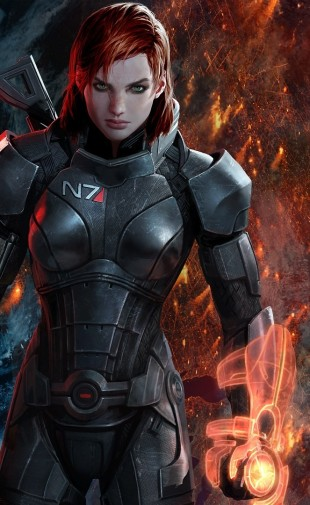 Mass Effect Femshep