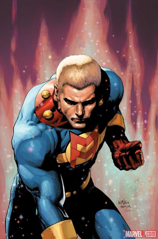 NYCC Marvel Marvelman