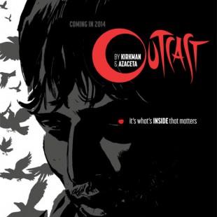 Robert Kirkman, criador de The Walking Dead, anuncia novo projeto nos quadrinhos: Outcast