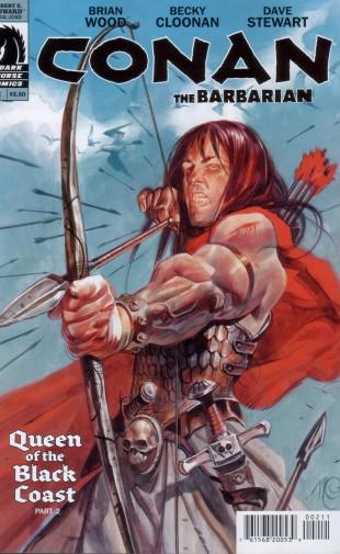 Red Sonja Conan 2