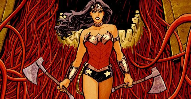 Wonder Woman Novos 52