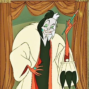 Disney contrata roteirista para filme solo da Cruela Cruel!