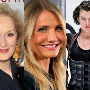 """Versão feminina """"oficial"""" de Os Mercenários negocia com Cameron Diaz, Meryl Streep e Milla Jovovich"""