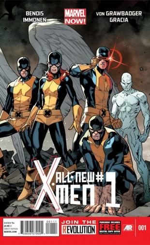 marvel now all new x-men