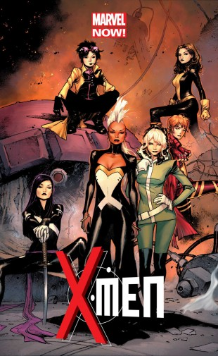 marvel now x-men vol 4