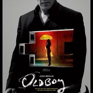 Novos posters, clipe e teaser do remake de Oldboy